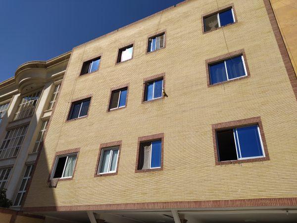 یک واحد آپارتمان ۸۲ متری واقع درهاشمیه ۱۵مشهد