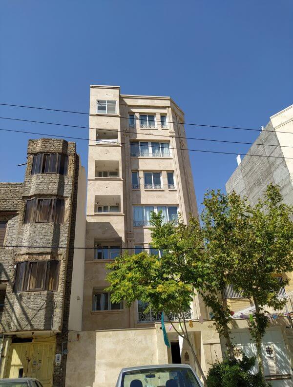 آپارتمان۱۵۲ متری جلال آل احمد مشهد