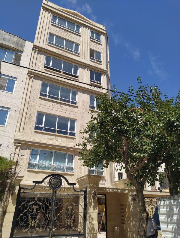 آپارتمان ۱۶۵ متری واقع در امامت ۱۳ مشهد